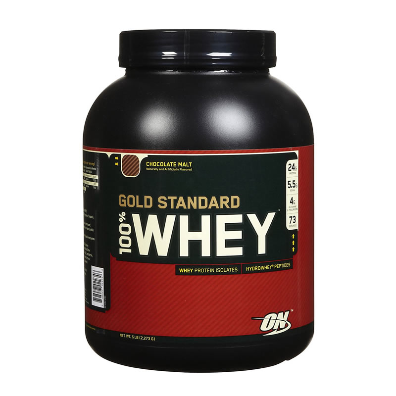 100% Whey Gold Standard 2273g OPTIMUM NUTRITION