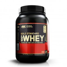 100% Whey Gold Standard 908g OPTIMUM NUTRITION