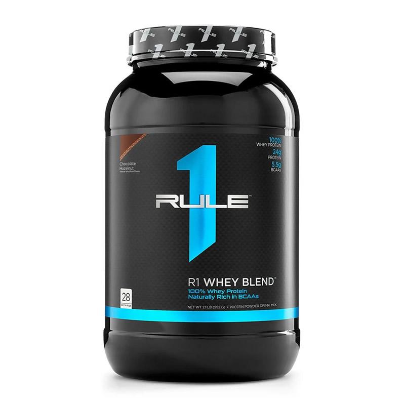 RULE1 R1 WHEY BLEND 2LBS (896GR) 28SERVS