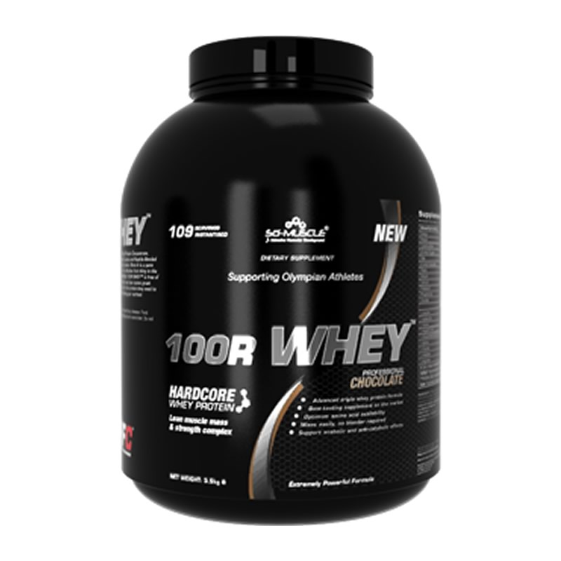 SCI-MUSCLE 100R WHEY 3500GR 109SERVS