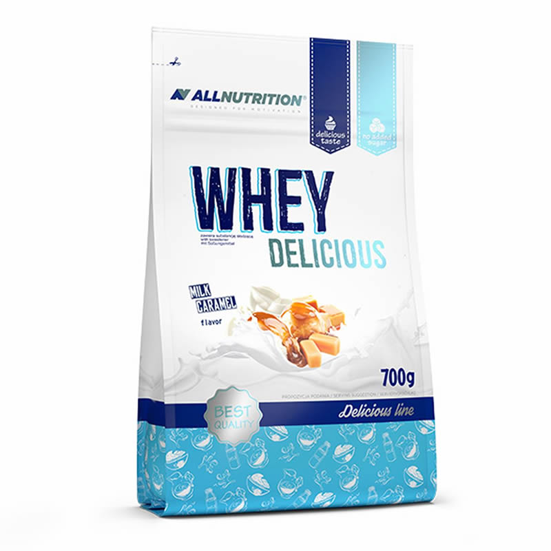 ALL NUTRITION WHEY DELICIOUS 700GR