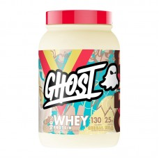 GHOST 100% WHEY PROTEIN 2LBS 26servs