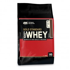 100% WHEY GOLD STANDARD 4545GR OPTIMUM NUTRITION
