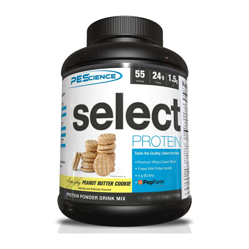 PES Select protein 4lbs 1840gr USA version