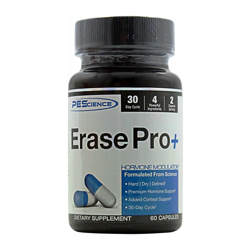 PES Erase Pro+ 60caps