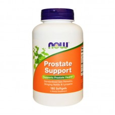 NOW FOODS PROSTATE SUPPORT 180SGELS