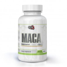 PURE NUTRITION MACA 100CAPS 500MG