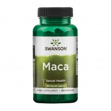 SWANSON MACA 500MG 100CAPS