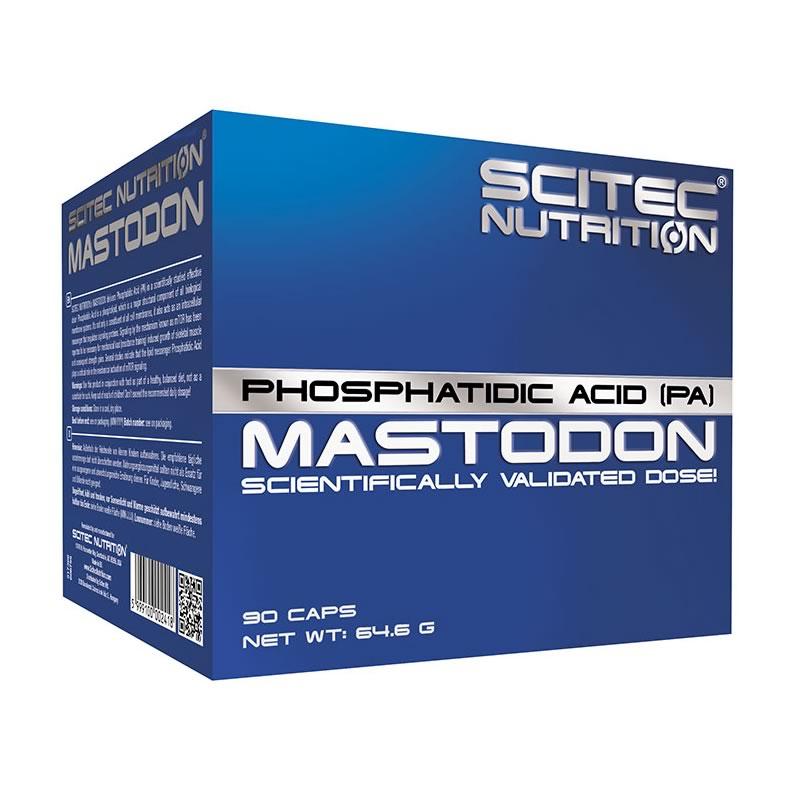 SCITEC NUTRITION MASTODON 90CAPS