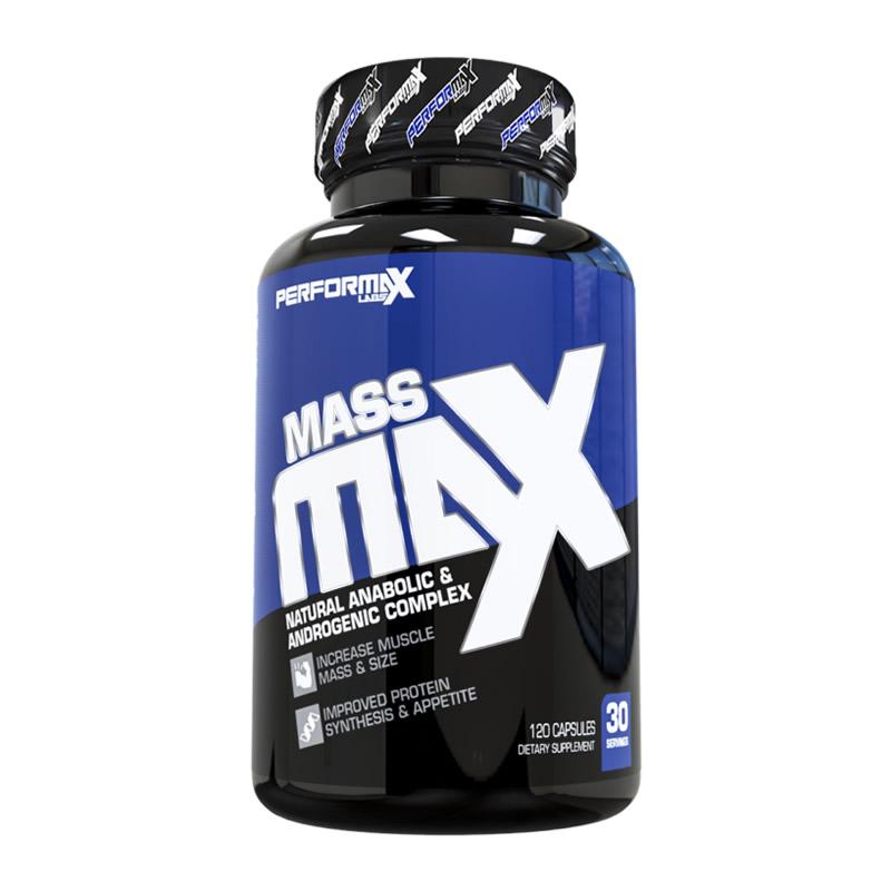 PERFORMAX LABS MASSMAX 120CAPS 30SERVS