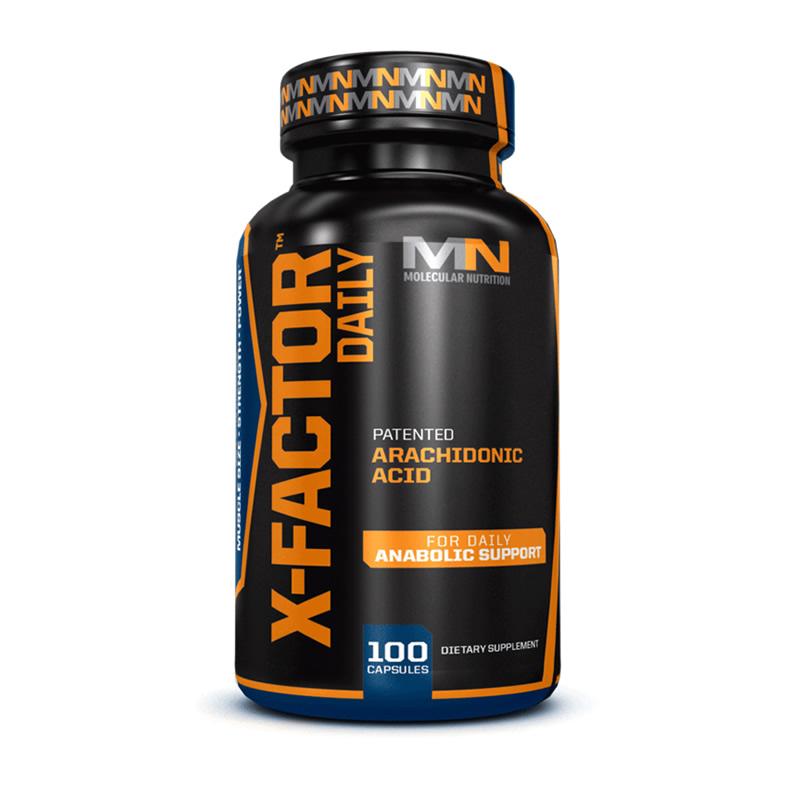 MOLECULAR NUTRITION XFACTOR DAILY 100CAPS