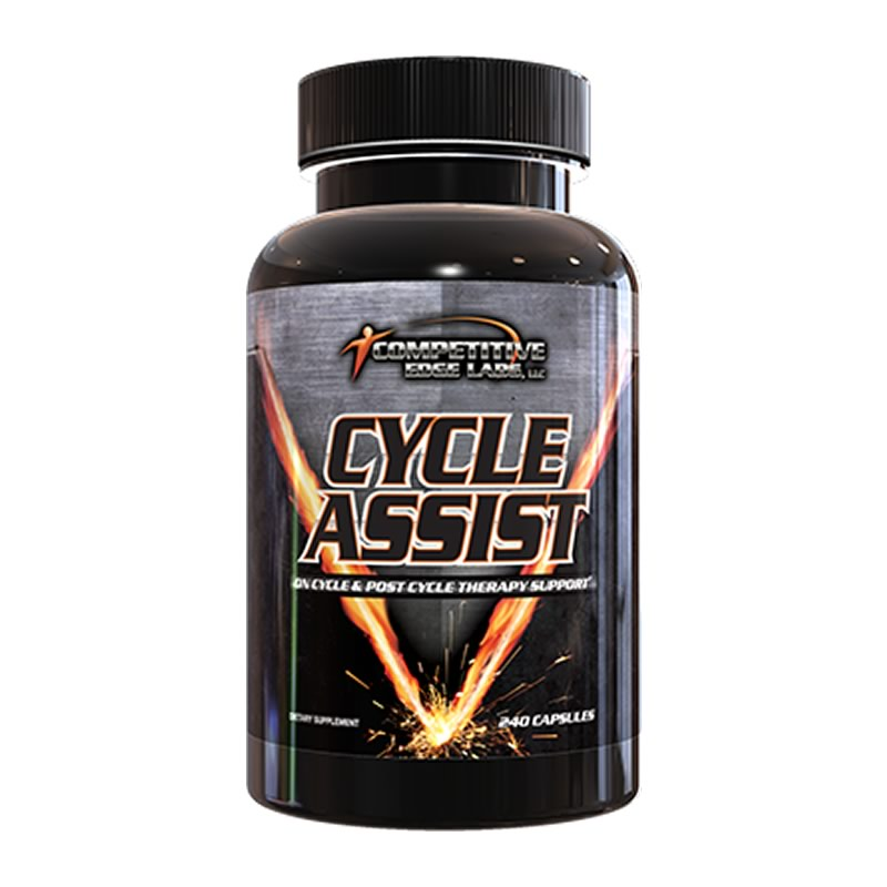 COMPETIVE EDGE LABS CYCLE ASSIST 240CAPS