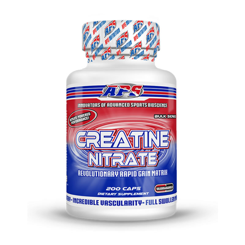 APS CREATINE NITRATE 200CAPS