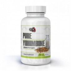 PURE NUTRITION YOHIMBINE 100caps 2.5mg