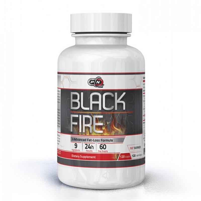 Pure Nutrition Black Fire 120caps