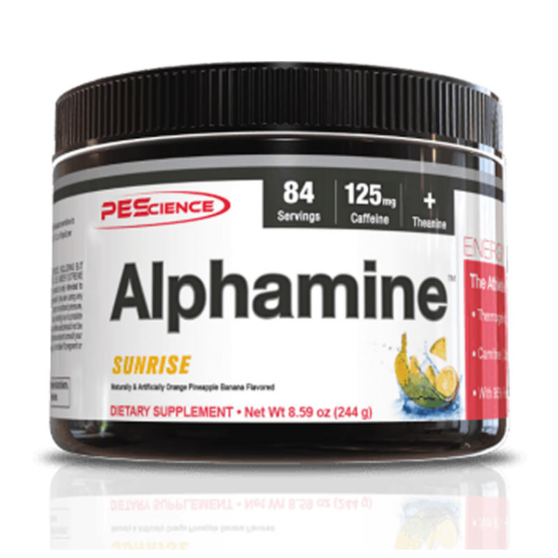 PES Alphamine 244gr-84servs