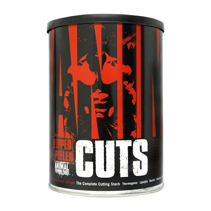 Animal Cuts Universal 42packs +ΔΩΡΟ ΑΜΙΝΟΞΕΑ FURY 82.65GR