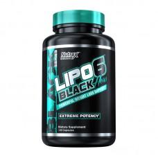 NUTREX LIPO 6 BLACK HERS 120CAPS