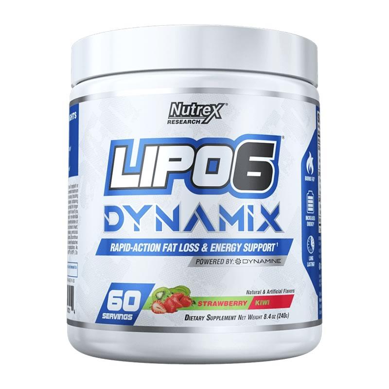 LIPO 6 DYNAMIX 60SERVS NUTREX