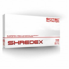 SCITEC NUTRITION SHREDEX 108CAPS 36SERVS