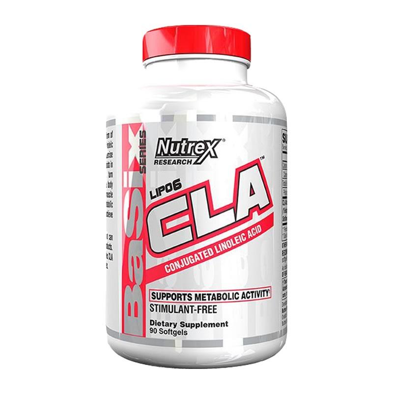 NUTREX LIPO-6 CLA 90SGELS