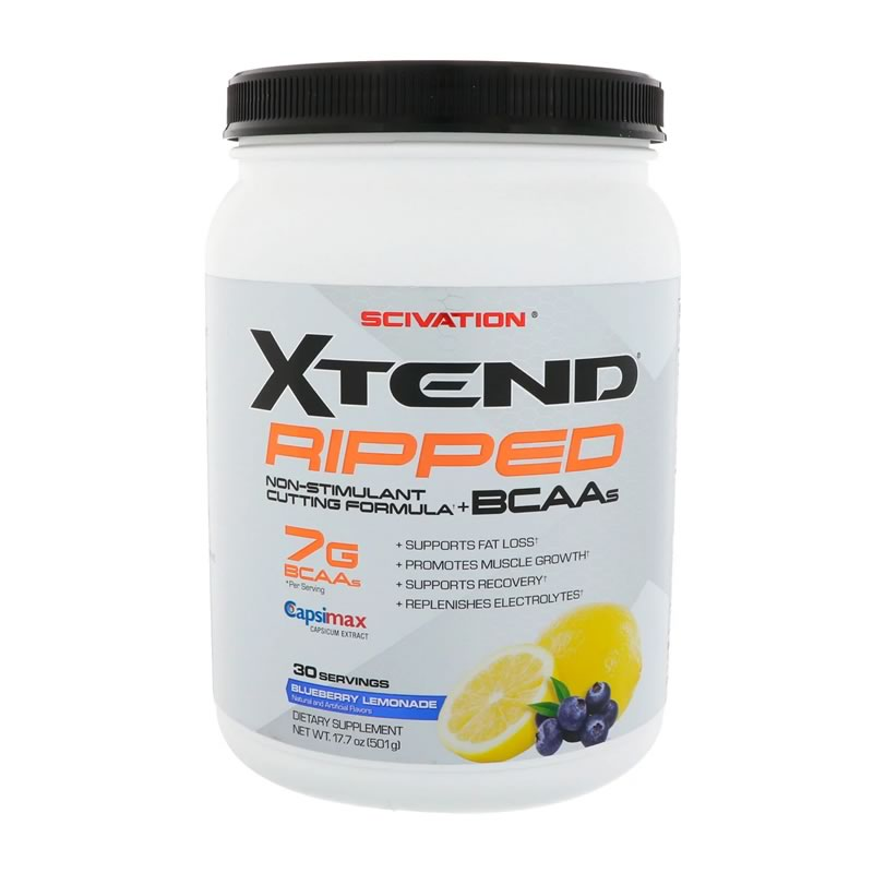 SCIVATION XTEND RIPPED 501GR 30SERVS
