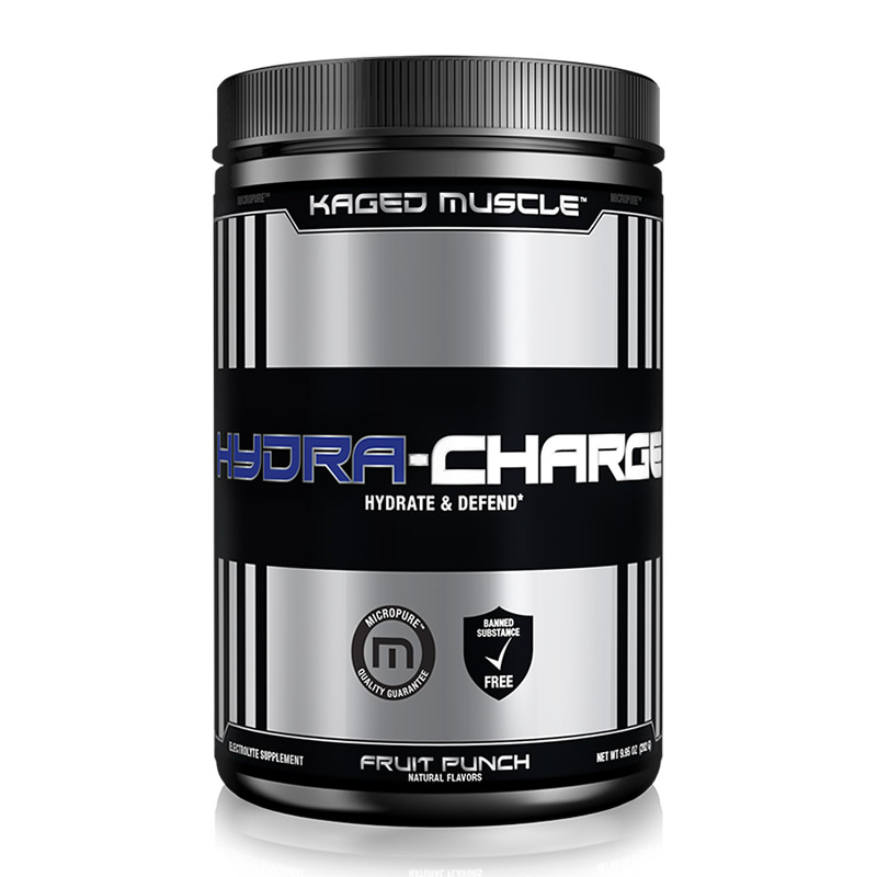 KAGED MUSCLE HYDRA-CHARGE 60SERVS