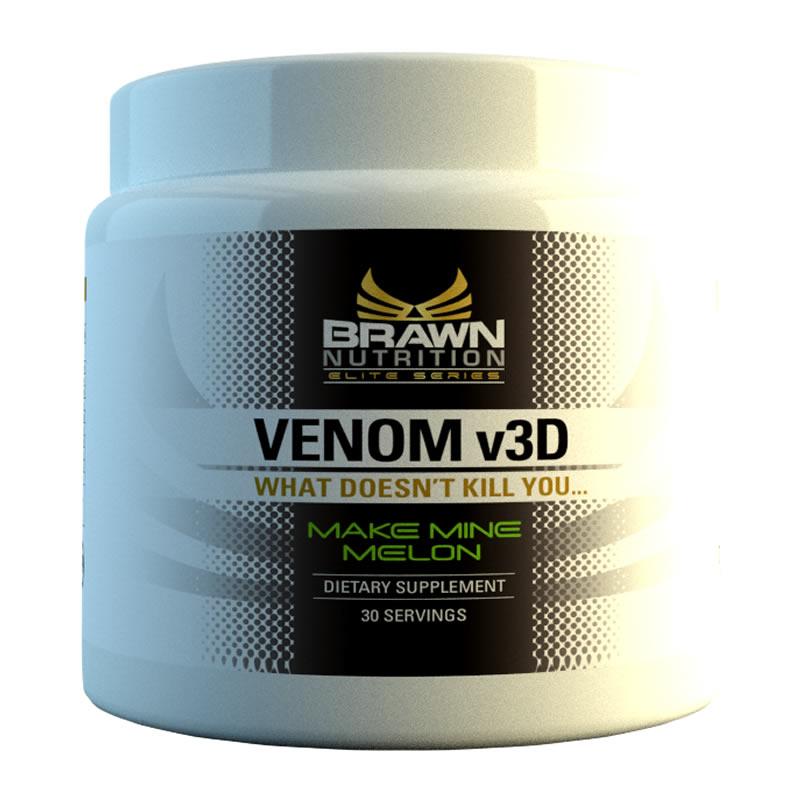 BRAWN VENOM v3D