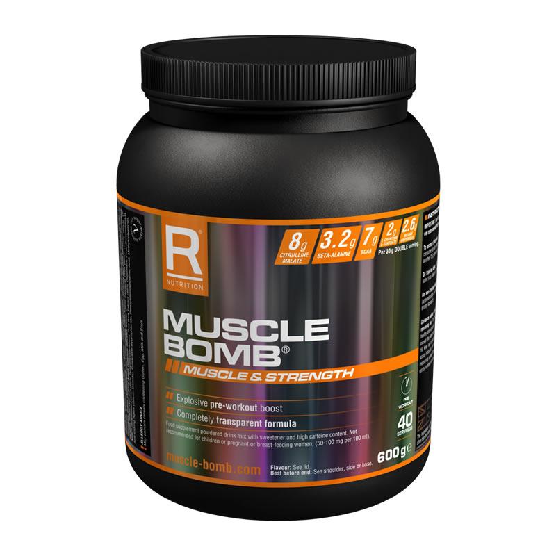 REFLEX MUSCLE BOMB 600GR