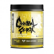CHAOS AND PAIN CANNIBAL FEROX 300GR 30SERVS