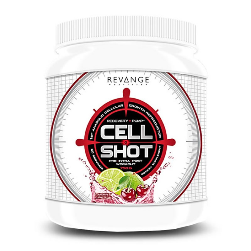 CELL SHOT REVANGE NUTRITION