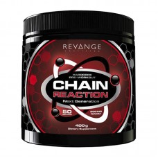CHAIN REACTION 50SERVS REVANGE NUTRITION