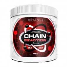 CHAIN REACTION CLASSIC 400GR 50SERVS REVANGE NUTRITION