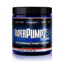 SUPERPUMP 250 GASPARI NUTRITION 25SERVS USA VERSION