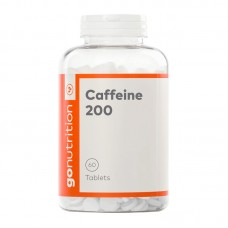 GoNutrition Caffeine 200mg 60tabs