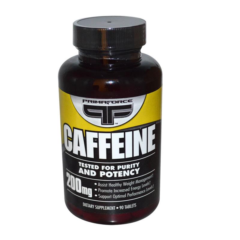 PRIMAFORCE CAFFEINE 200MG 90TABS