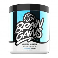 BRAIN GAINS NOOTROPIC BARIN FUEL 40SERVS 260GR