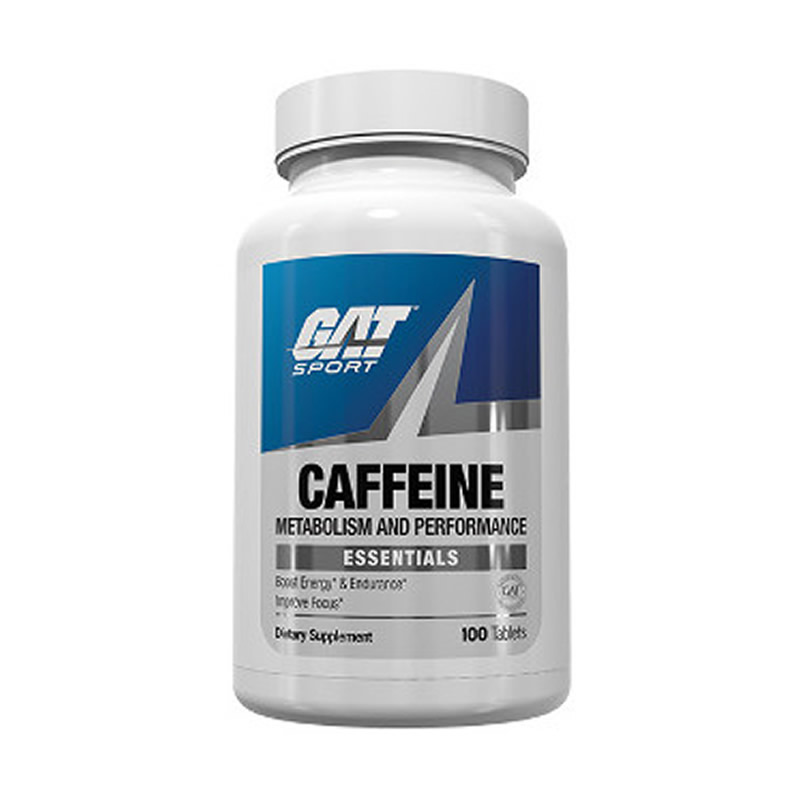GAT CAFFEINE 200MG 100TABS