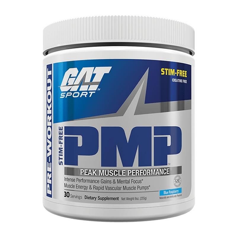 GAT PMP STIM FREE 30SERVS 255GR