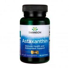 SWANSON ASTAXANTHIN 4MG 60SOFTGELS
