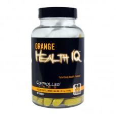 CONTROLLED LABS ORANGE HEALTH IQ 90TABS