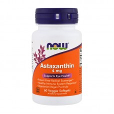 NOW FOODS ASTAXANTHIN 4MG 60VCAPS