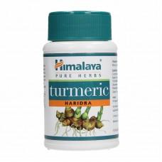 HIMALAYA TURMERIC HARIDRA 60TABS