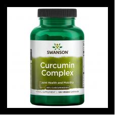 SWANSON CURCUMIN COMPLEX 700MG 120CAPS
