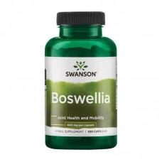 SWANSON BOSWELLIA 400MG 100CAPS