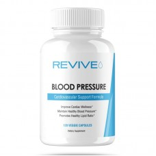 REVIVE MD BLOOD PLESSURE RX 120VCAPS