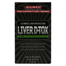 AllMax Nutrition Liver D-Tox 42caps
