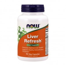 NOW FOODS LIVER REFRESH 90VCAPS