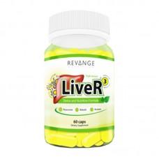 LIVER 90CAPS REVANGE NUTRITION