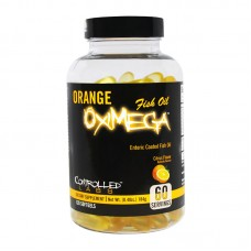 Controlled Labs Orange Oximega Fish Oil 120sgels